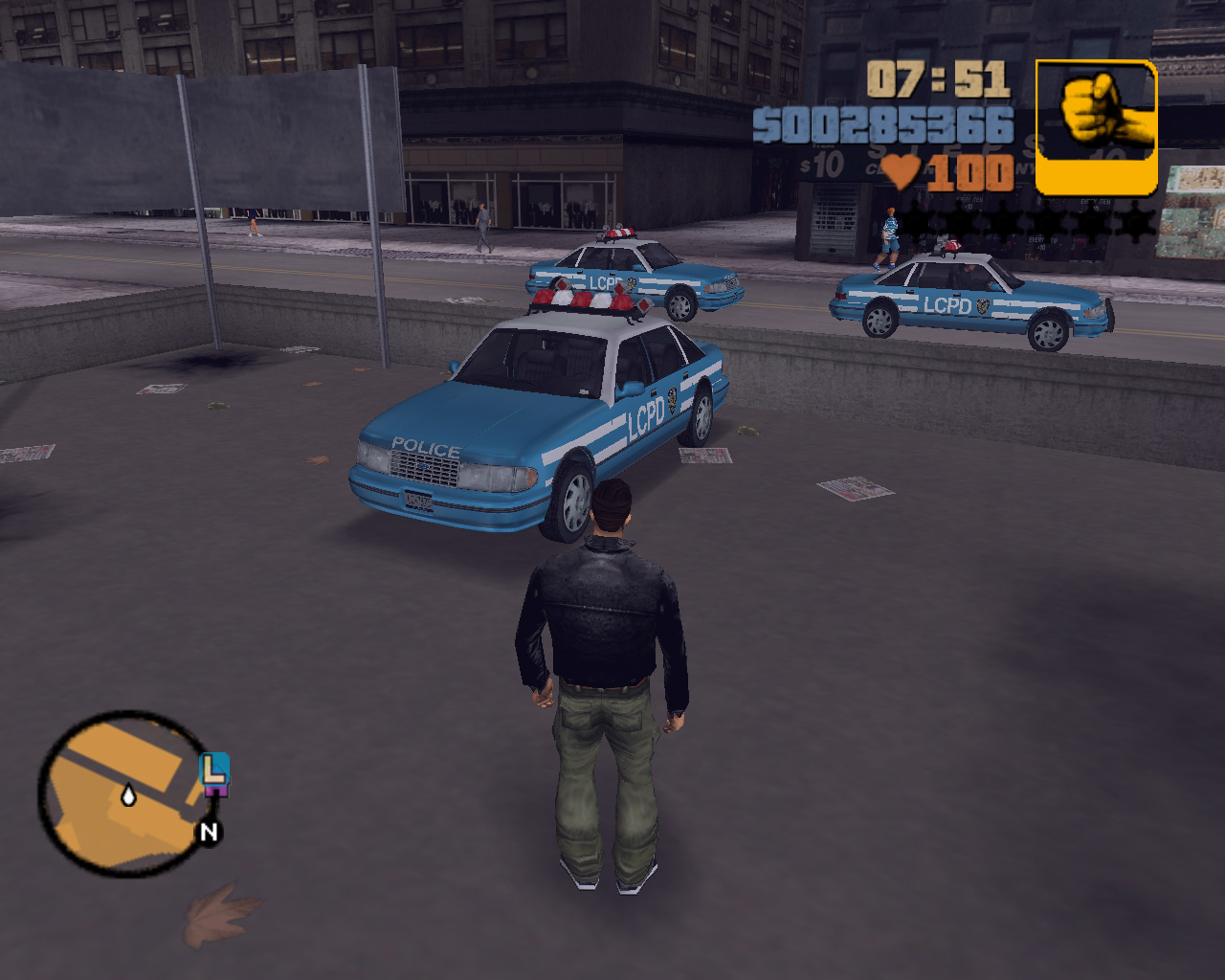 The GTA Place - High Poly/HD Beta Police car