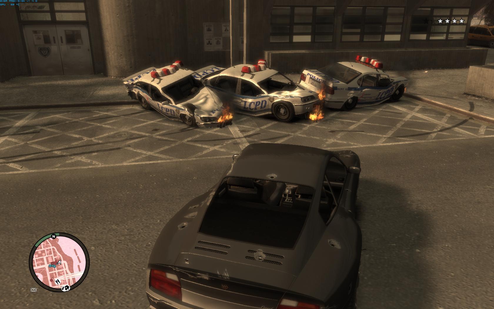 The GTA Place - GTA IV Killer Cars Mod