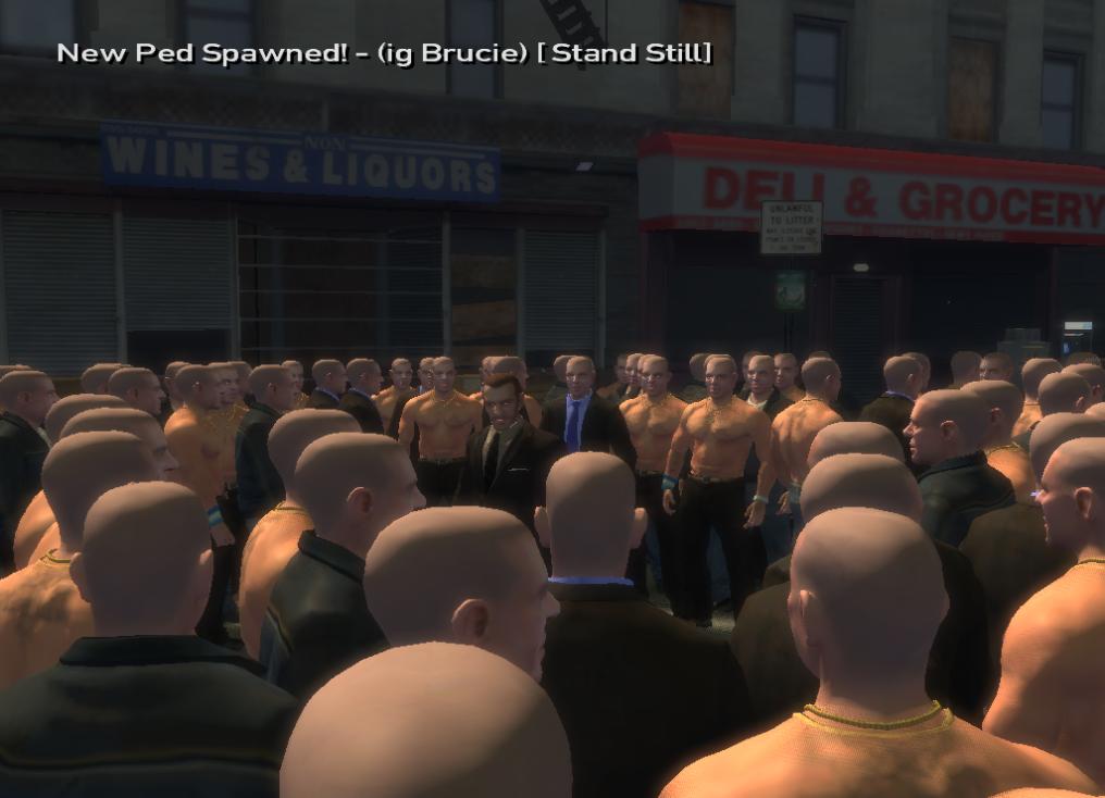 The GTA Place - Super Spawner Script