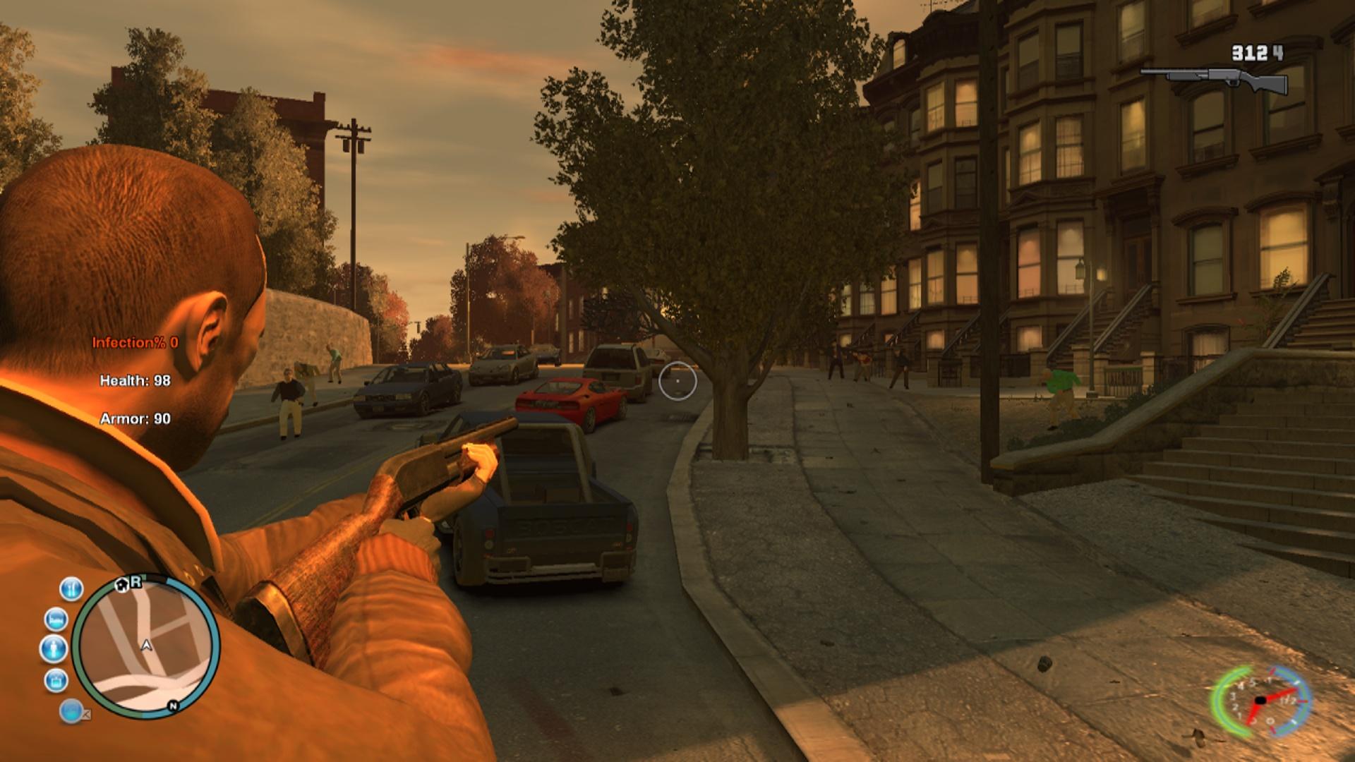 The GTA Place - Grand Theft Auto ZombieLand 1 0 / Zombie survival