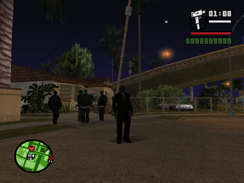 The GTA Place - GTA San Andreas King of San Andreas 100
