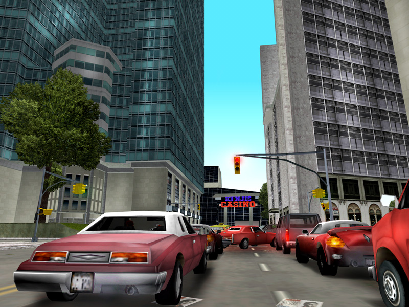 The GTA Place - GTA III PC Screenshots