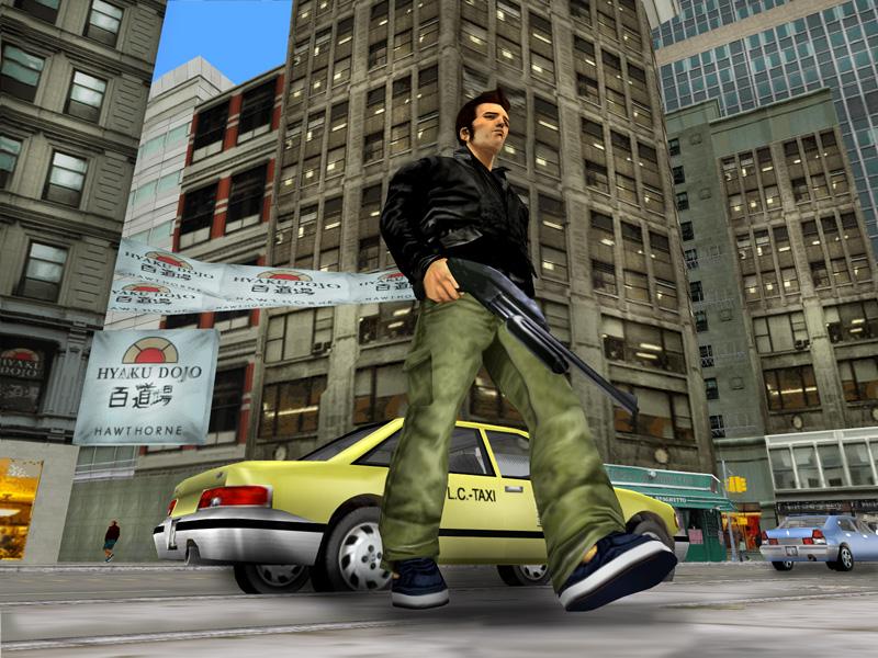 تحميل لعبة جاتا الجزء الثالث - Grand Theft Auto III