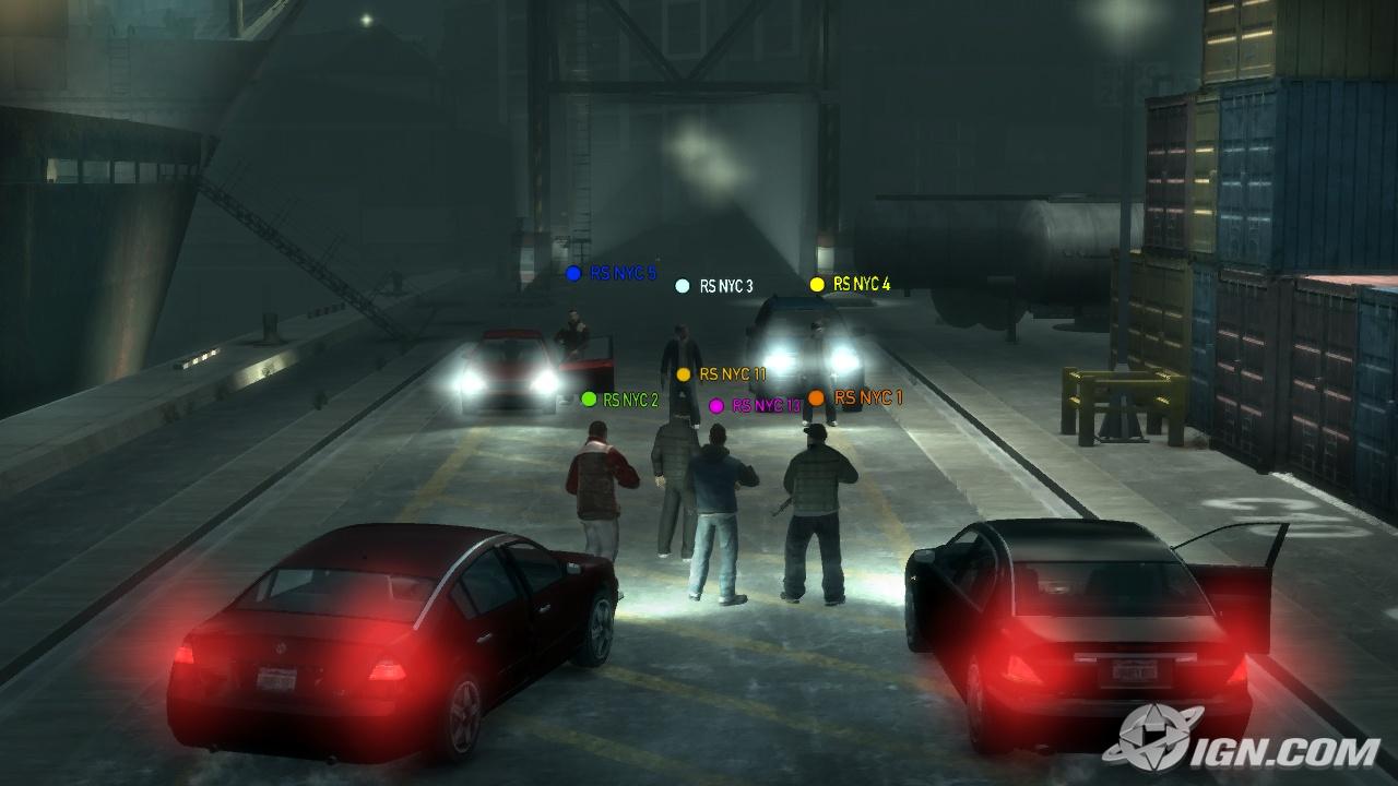 gta 4 multiplayer download pc free