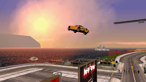 The GTA Place - Liberty City Stories PSP Screenshots