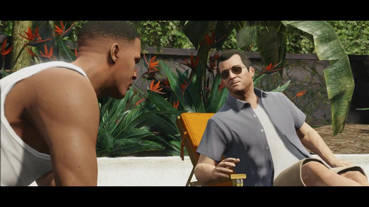 The GTA Place - GTA V Trailer Screen Grabs