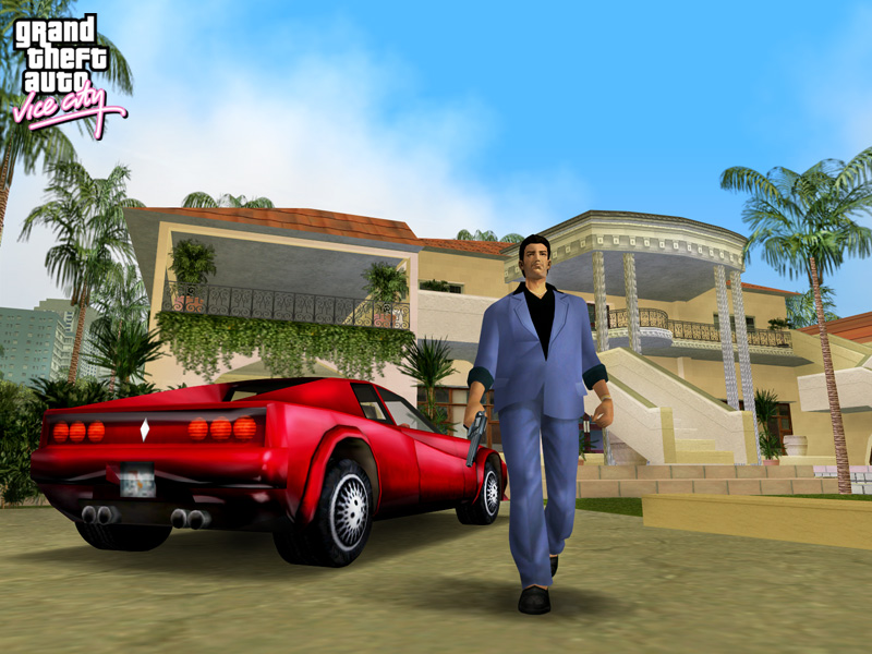 تحميل لعبة جاتا فايس سيتي - Grand Theft Auto: Vice City